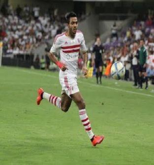 ضربة جزاء تكلف اللاعب المصري 'كهربا' نصف مليون جنيه