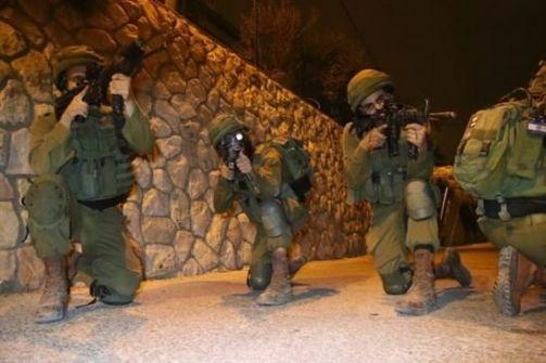 جيش الاحتلال يقرر تخفيض تواجده في نابلس عقب حادثة الوقائي