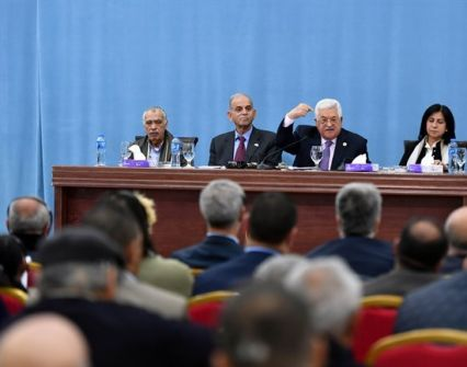 الرئيس في افتتاح أعمال منتدى الحرية والسلام الفلسطيني أؤمن بالسلام ولا اريد الحرب