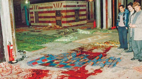 استبعاد حزب العظمة اليهودي، بسبب صورة غولدشتاين !!...توفيق أبو شومر