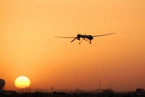 إسقاط طائرة إسرائيلية مسيرة في غزة