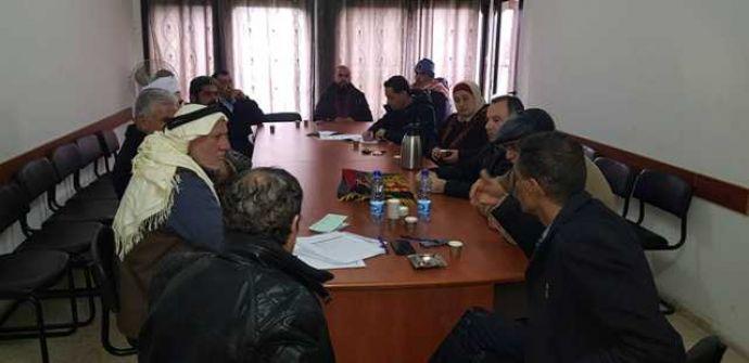 جمعية مزارعي محافظة نابلس تنتخب مجلس ادارتها الجديد للأعوام 2019 -2021
