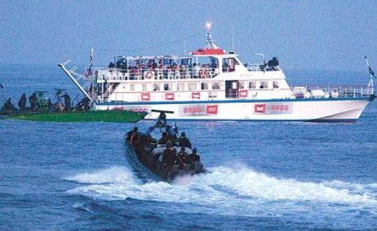 'الجنائية' تطالب بالتحقيق في مهاجمة اسرائيل سفينة 'مرمرة'