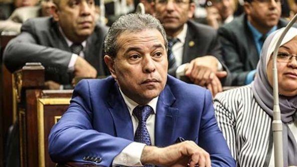 إسقاط عضوية توفيق عكاشة بقرار أغلبية نواب مجلس النواب المصري