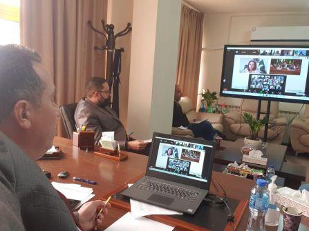 فلسطين تختتم مشاركتها في الدورة الـ41 للمجلس التنفيذي للإيسيسكو