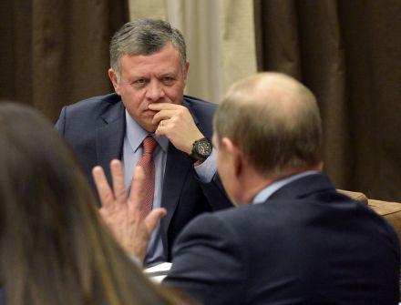 ديبكا.. بوتين ينشئ غرفة حرب مشتركة مع الأردن لتمكين الأسد من السيطرة