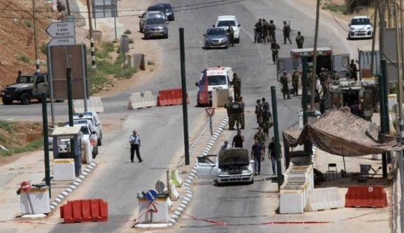 استشهاد شابين برصاص الاحتلال عند حاجز  'الحمرا '