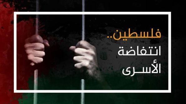 انتفاضة الاسرى في سجون الاحتلال....بقلم سري القدوة