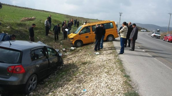 الشرطة : 134 إصابة في 155 حادث سير الاسبوع الماضي