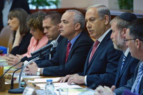 اجتماع أخر للكابينيت الاسرائيلي لاتخاذ خطوات إضافية ضد الانتفاضة