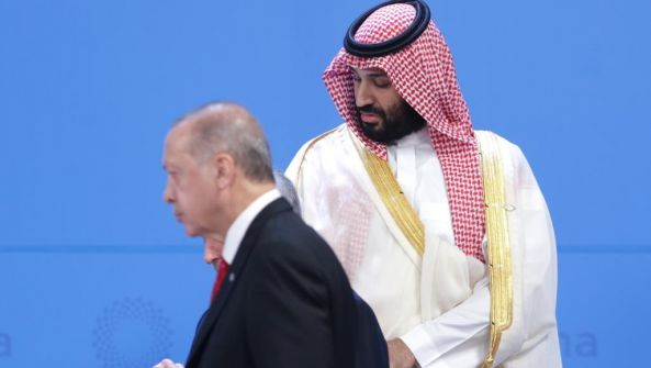 """لم نكشف كل ما لدينا من أدلة بعد .. أردوغان يُصعّد ويصدم """"ابن سلمان"""" بهذا القرار"""