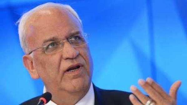عريقات: لن نفوض أي أحد بالتفاوض عنا كفلسطينيين