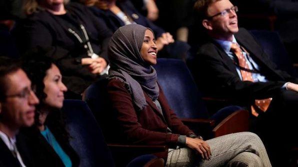أول مسلمة في الكونغرس الأمريكي تعلق على موقف ترامب من قضية خاشقجي