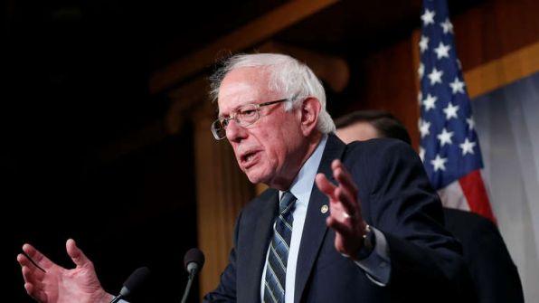 ماذا قال مرشح الرئاسة القادم عن الحزب الديمقراطي؟