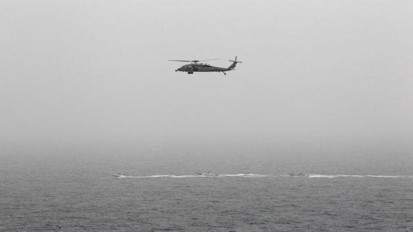 الحرس الثوري الإيراني ينفي أنباء تعرض قواربه لناقلة نفط بريطانية في مياه الخليج