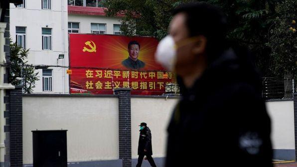 الرئيس الصيني: 'كورونا' أخطر حالة طوارئ صحية في بلدنا منذ العام 1949