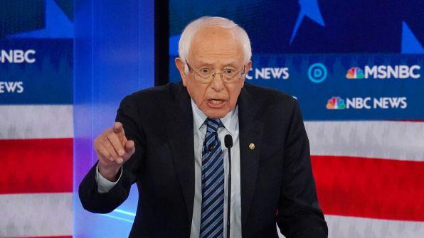 ساندرز ينوي مراجعة قرار نقل السفارة الأمريكية إلى القدس إذا انتخب رئيسا