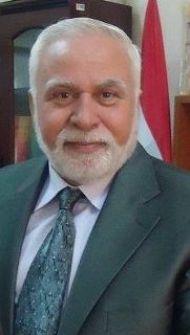 ا.د ابراهيم العلاف اوفى الاوفياء....محمد صالح ياسين الجبوري