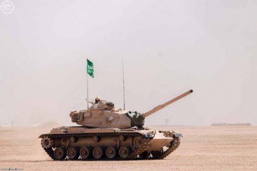 هل تحضر السعودية لغزو شامل لدولة قطر ؟