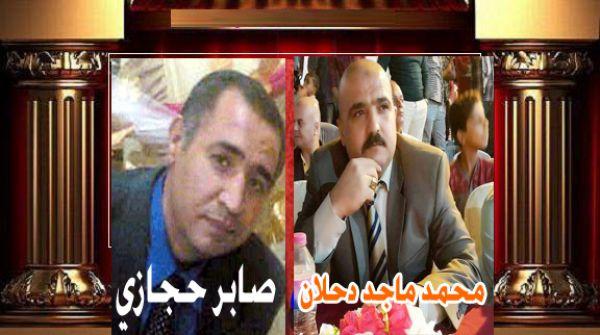 صابرحجازى يحاور الشاعر الفلسطيني محمد ماجد دحلان