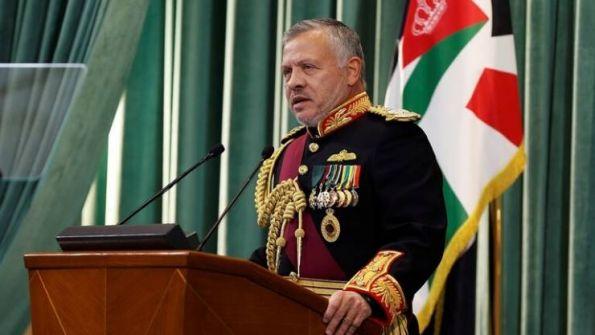 الملك الأردني: ُأطمئنكم أن الفتنة وئدت وحمزة برعايتي