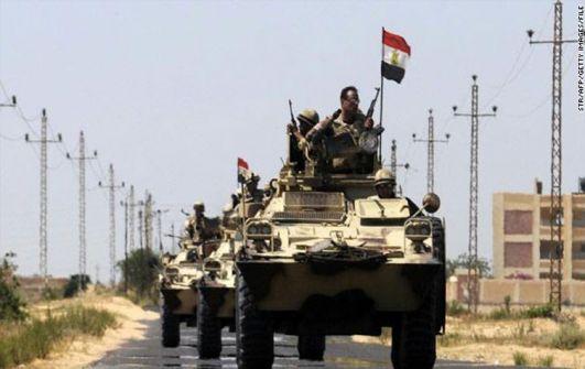 الحكومة المصرية : عملية سيناء تثبت 'كذب' ترويج جماعة 'الإخوان المسلمين' لمزاعم توطين الفلسطينيين فيها