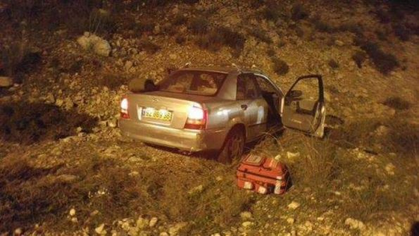 إصابة مستوطنين اثنين في إطلاق نار قرب طولكرم