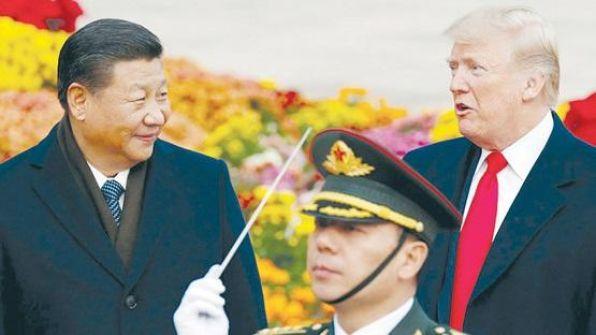 أميركا تصف الصين بالنظام البلطجي