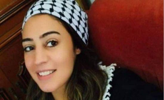 هبة اللبدي تعري الاحتلال...بقلم راسم عبيدات