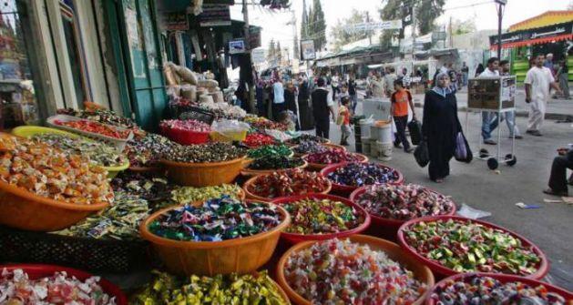 الإحصاء: انخفاض مؤشر غلاء المعيشة خلال حزيران