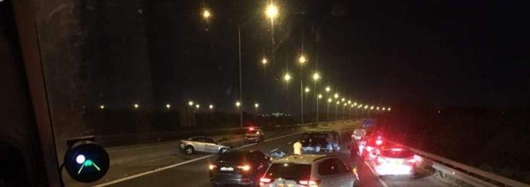 مصرع شاب 33 عاما من طيبة  المثلث بحادث طرق بعد مطاردة بوليسية على شارع 65 وادي عارة