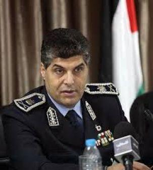مدير الشرطة الفلسطينية
