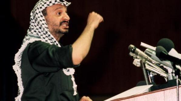 تاريخ رجل مكتوب من نار ..ياسر عرفات...بقلم نائل ابو مروان