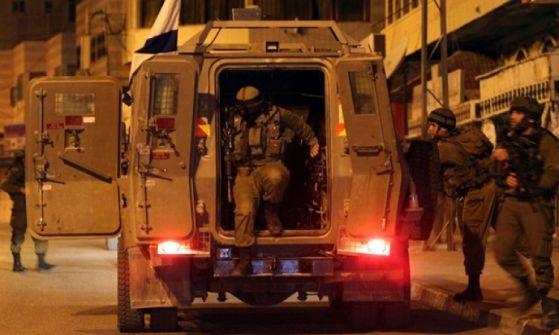 حملة اعتقالات ومداهمات واسعة بالضفة والقدس
