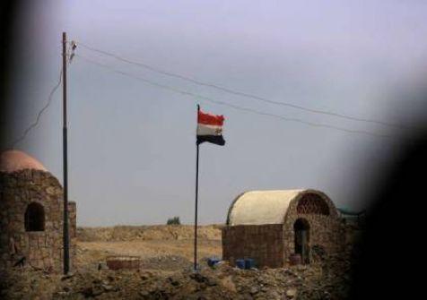صورة .. ضابط مصري وحيد ينجو من 'كمين' الواحات