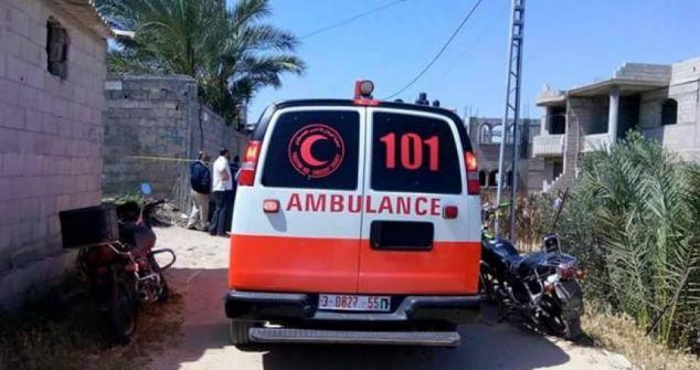 وفاة فتاة بظروف غامضة في مخيم الشاطئ