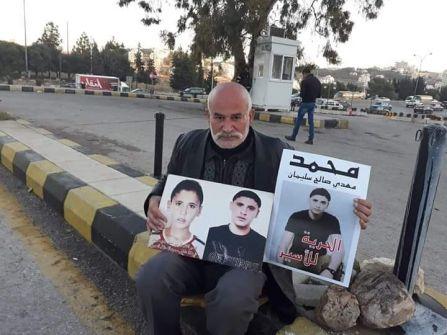 صالح سليمان الذي خطفه الاحتلال الصهيوني من حضن امه..... بقلم محمد ابو اعمر