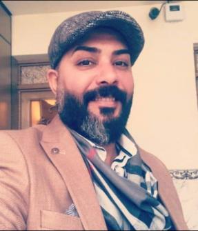 حشود.....ضرغام عبد الكاظم  القريشي