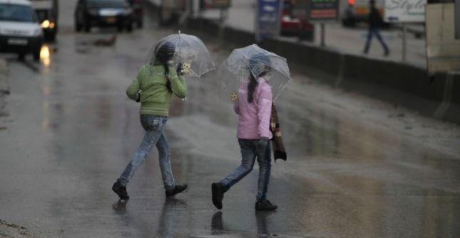 الطقس: انخفاض على الحرارة وامطار متفرقة