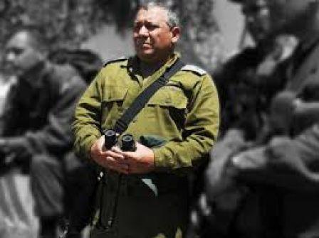 آيزنكوت:جيشنا يحاصر المدن والقرى في الضفة والسلطة تنفذ الاعتقالات بالتنسيق معنا