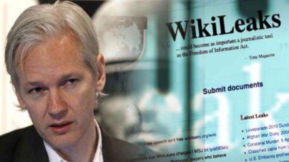 القبض على مؤسس ويكيليكس في لندن