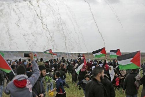 أربكت حسابات الجيش والمخابرات ..كيف تناول الاعلام العبري مسيرات العودة في غزة ؟