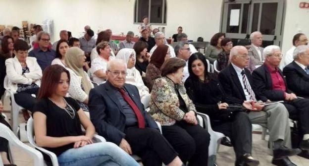 في حيفا تتواءَمُ الثقافةُ والمعرفة والفنون!....  آمال عوّاد رضوان