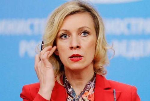المتحدثة باسم الخارجية الروسية تتهم نائباً في الكرملين بالتحرش الجنسي