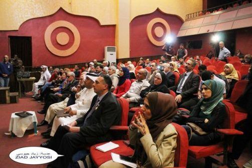 عمّان ترخي جدائلها ألقا بالشِعر في مهرجان عمون الشعري الدولي الأول