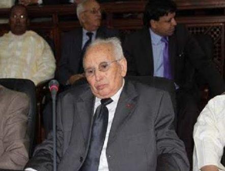 تكريم المقاوم مولاي مسعود اكوزال...بقلم حميد طولست
