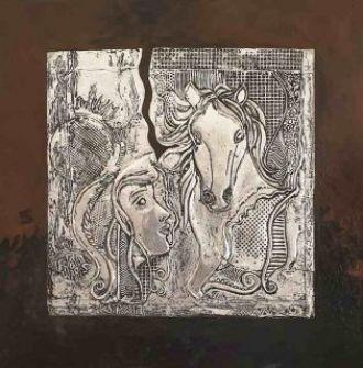 قراءة للوحات التشكيلية السعودية فاطمة وارس الجاوي.... لحسن ملواني