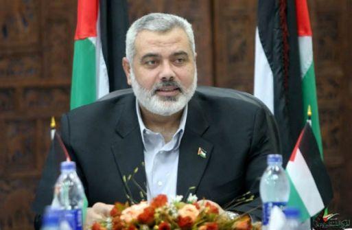 هنية للرئيس عباس: لا نسعى لتشكيل إطار مواز لمنظمة التحرير ولا لجنة إدارية في غزة