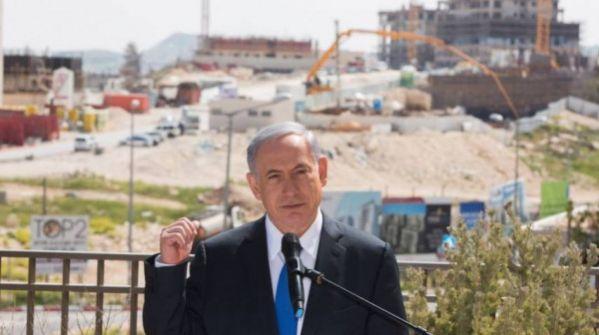 نتنياهو يعلن بناء آلاف الوحدات الاستيطانية