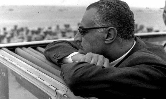 جمال عبد الناصر .. غصة وذكرى وضريح....جواد بولس